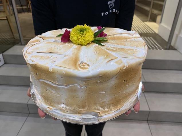 Tres Leches (Three Milks) Sponge Cake