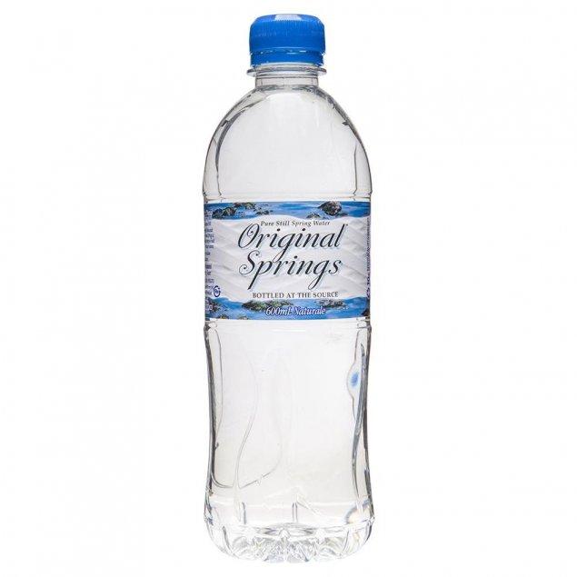 Bottled Still Water - 600ml